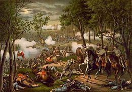 Bataille de Chancellorsville