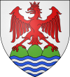 Blason des Alpes Maritimes