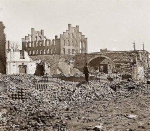 Richmond en ruine
