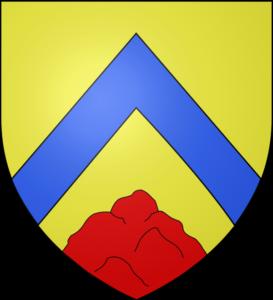 Blason de la ville de La Roque-d'Anthéron
