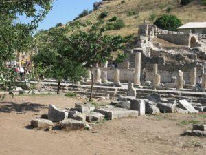 Ephèse-Théménos et Prytané