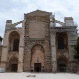 Façade de la basilique (2)