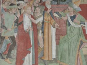 Jésus devant Caïphe (2)