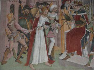 Jésus devant Hérode