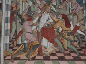 Outrages par les soldats de Ponce Pilate (2)