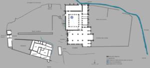 Plan_de_l'abbaye_de_Silvacane