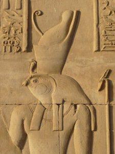 Aroëris,Horus