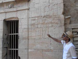 Chapelle d'Hathor