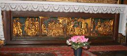 Chapelle du Rosaire Autel et bas-relief