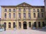 La mairie de Saint-Maximin