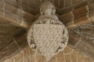 Neuvième travée, Anjou-Sicile-Roi Robert