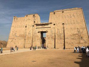 Pylône du temple d'Edfou (12)