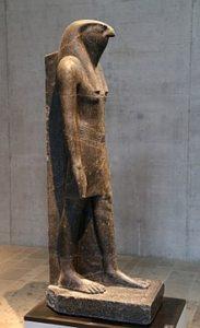 Statue d'Horus