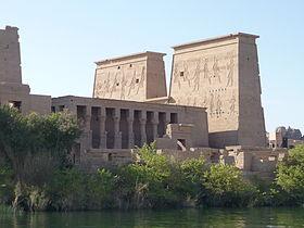 Temple d'Isis de Philæ