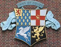Armes des Inns of Court