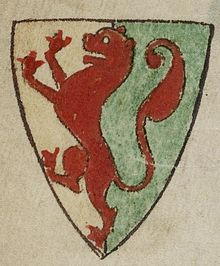 Blason de Guillaume le Maréchal