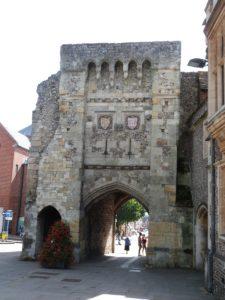 Porte du Château