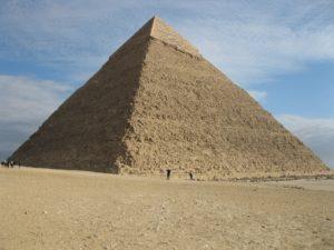 Pyramide de Khéphren