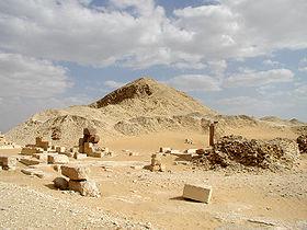 Pyramide de Pépi II