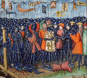 Bataille d'Hattin 1187