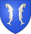 Blason d'André de Montbard