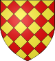 Blason de Robert de Craon