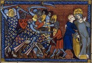 Bataille de Mansourah 1250