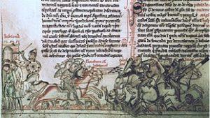 Bataille de la Forbie 1244