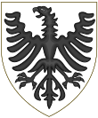 Armoiries de Manfred de Hohenstaufen