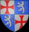Armoiries de Thibaud Gaudin