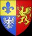 Blason de la ville de Saint Bonnet le Château