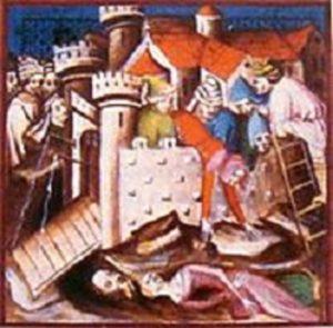 Siège de Saint Jean d'Acre 1291