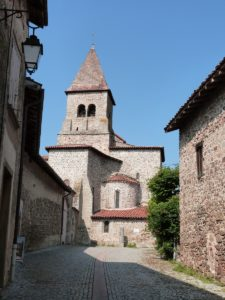 Eglise et clocher