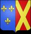 Blason de la ville de Villeneuve lès Avignon