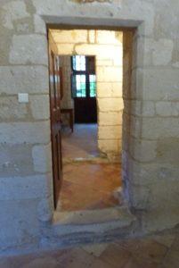 Cellule du père chartreux
