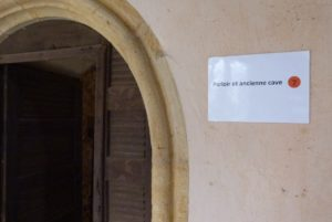 Le Parloir musée lapidaire