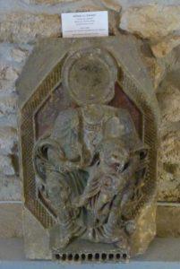 Le Parloir- Vierge à l'enfan
