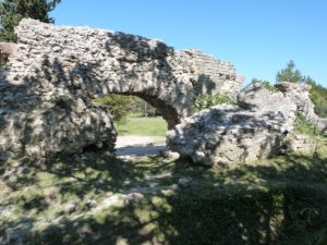 Aqueduc de Barbegal