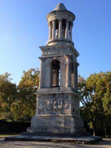 Les Antiques-de Saint-Rémy de Provence- Le Mausolée des Lulii