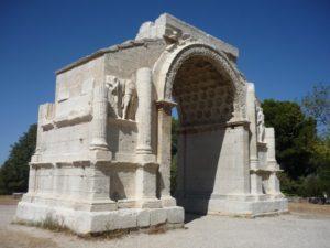 Les antiques-de Saint-Rémy de Provence
