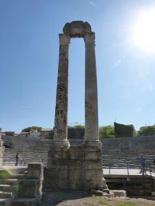 Vestiges de colonnes (4)