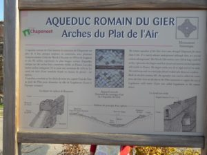 Le Plat de l'Air les arches