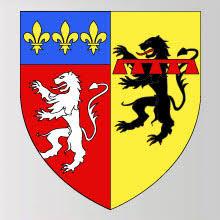 Blason du Rhône