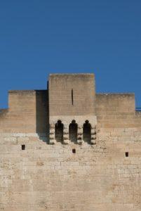 Bretèche du Fort Saint-André à Villeneuve lès Avignon