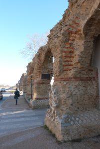 Le Plat de l'Air piles des arches