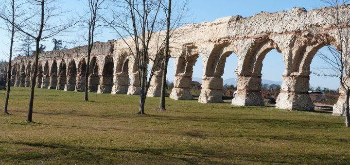 Le Plat de l'Air vue en perspective des arches (11)