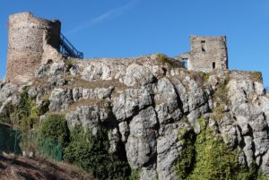 Le château de Rochetailléee