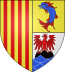 Blason de la région de Provence-Alpes-Côte d'Azur