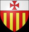 Blason de la ville de Sainte-Eulalie de Cernon