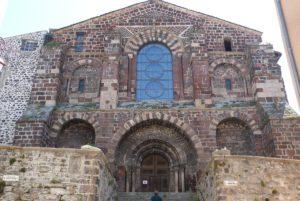 L'abbatiale Saint Chaffre du Monastier